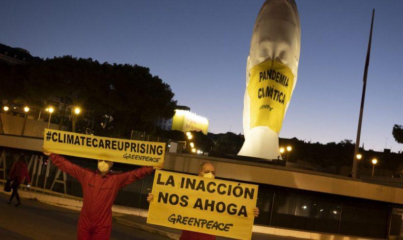 Un año de activismo y protesta ambiental en tiempos de pandemia – ES