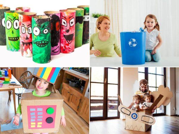 Los mejores juegos para niños para reciclar y aprender a la vez