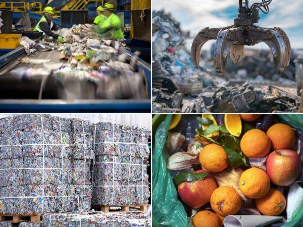 Los mejores procesos para convertir la basura en energia