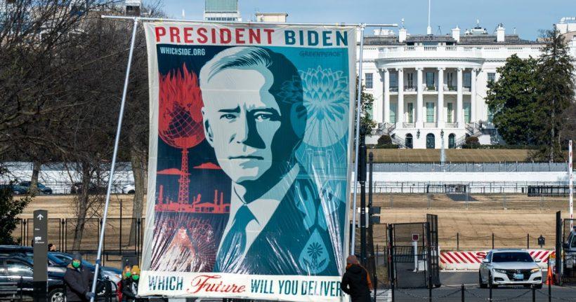 El presidente Biden debería eliminar gradualmente los combustibles fósiles y animar a otros Gobiernos a que hagan lo mismo – ES