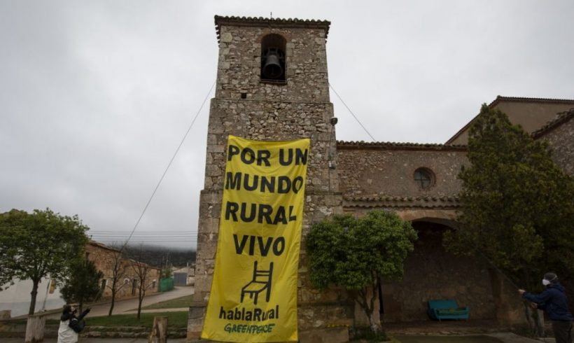 En el Día de la Tierra, desde la España vaciada: ¡Mundos rurales vivos! – ES