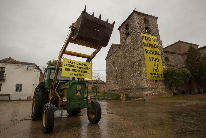 Informe #HablaRural: La España rural necesita fortalecimiento urgente – ES