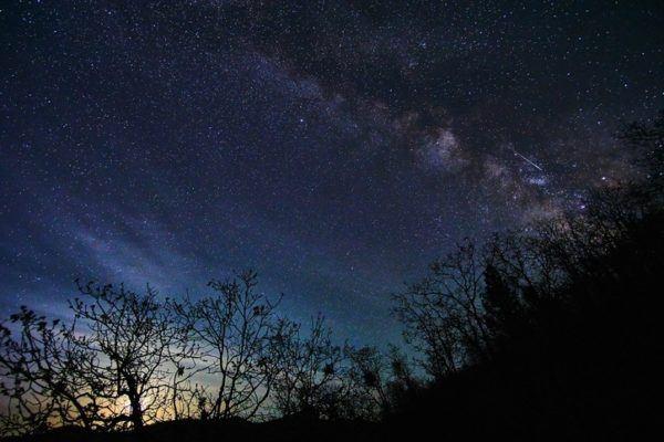 Líridas 2021 ¿Dónde y cuándo observar la lluvia de estrellas?