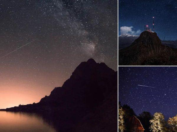 Líridas 2022 ¿Dónde y cuándo observar la lluvia de estrellas?