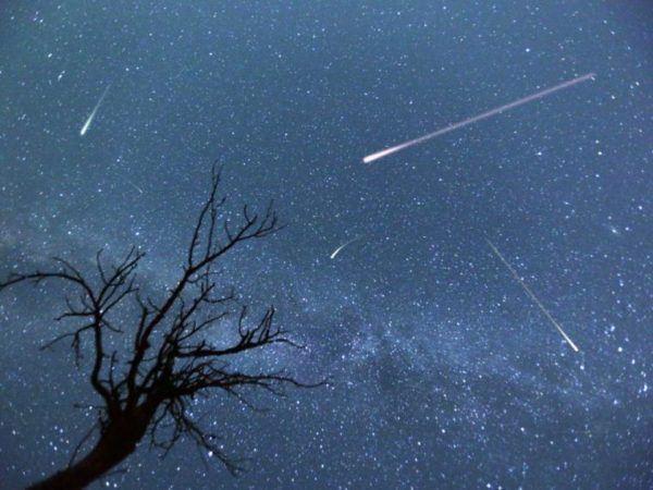 Oriónidas 2021: dónde y cuándo ver la lluvia de estrellas