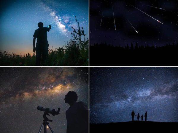 Oriónidas 2022: dónde y cuándo ver la lluvia de estrellas