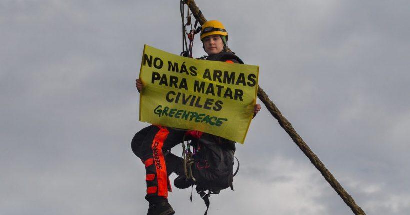 El 61% de la población española ve falta de principios éticos y morales del Gobierno en la exportación de armas – ES