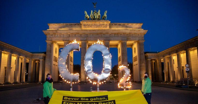 Greenpeace exige al Gobierno español mayor ambición climática tras el adelanto de los planes de descarbonización de Alemania – ES