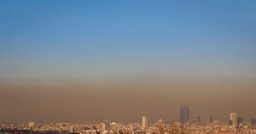 Las áreas de Madrid y Barcelona, los lugares con mayor número de muertes prematuras por la contaminación de las partículas finas de combustibles fósiles – ES
