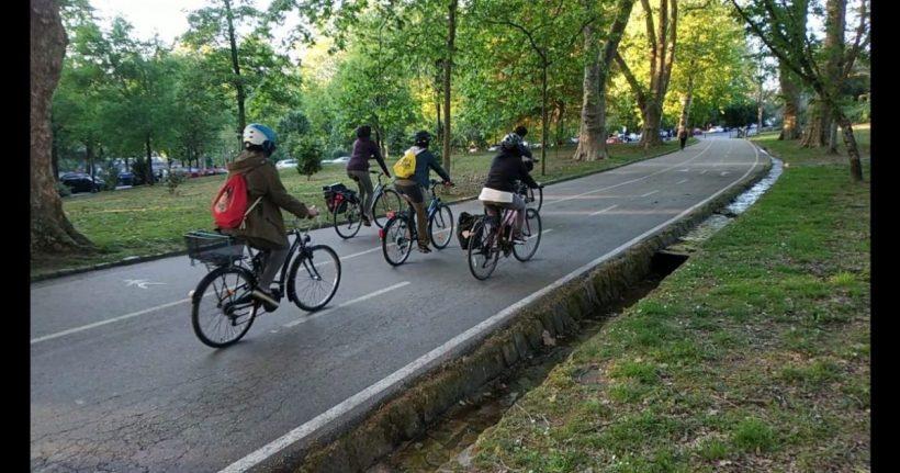 Greenpeace y Mulleres Bicivisíbeis lanzan un proyecto para que haya más mujeres ciclistas en Vigo – ES