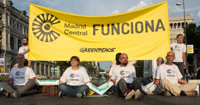 Ciudades sostenibles retos para el Ayuntamiento de Madrid – ES
