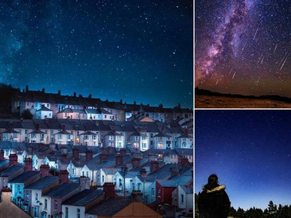 Cuándo y cómo ver la lluvia de meteoros Delta Acuáridas 2022