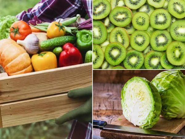 Qué frutas y verduras comer en marzo – Calendario de temporada