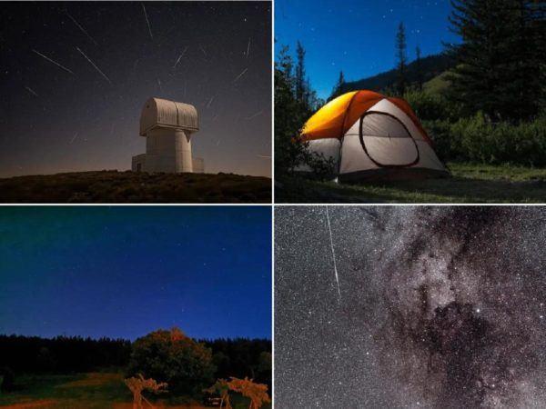 Perseidas 2022: Cómo, cuándo y dónde ver la lluvia de estrellas más intensa del año