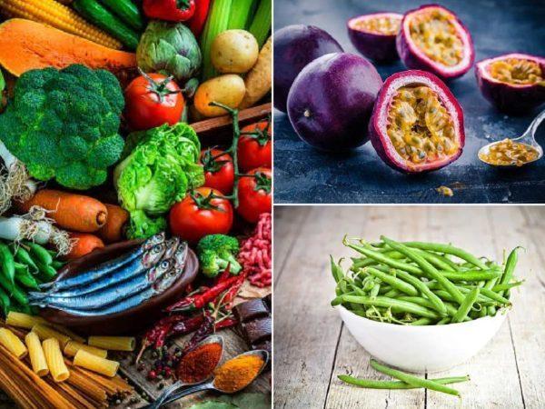 Qué frutas y verduras comer en agosto – Calendario de temporada