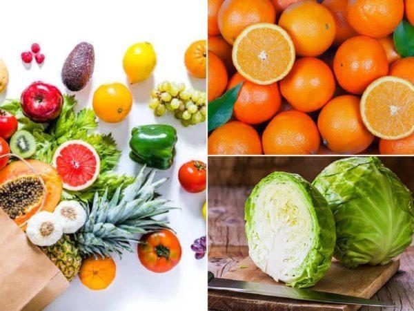 Qué frutas y verduras comer en diciembre- Calendario de temporada