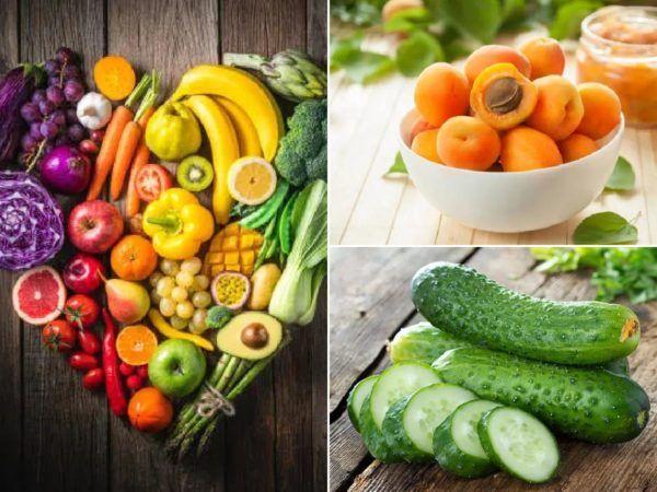 Qué frutas y verduras comer en julio – Calendario de temporada