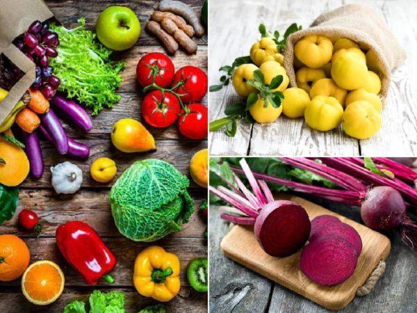 Qué frutas y verduras comer en noviembre – Calendario de temporada