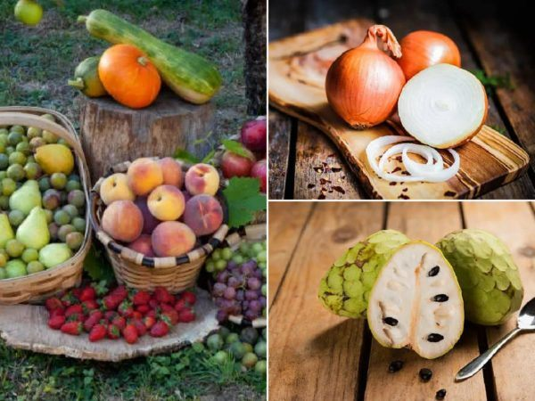 Qué frutas y verduras comer en octubre – Calendario de temporada
