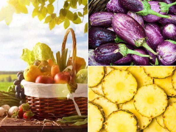Qué frutas y verduras comer en septiembre – Calendario de temporada