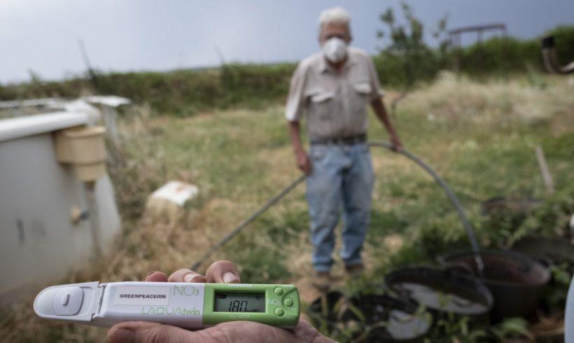 Asociaciones vecinales y ecologistas detectan niveles alarmantes de nitratos en el agua de la provincia de Zamora – ES