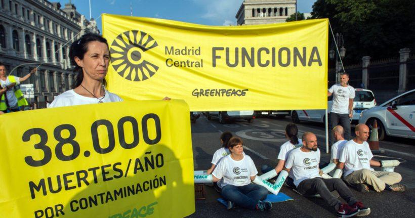 Y ahora ¿qué pasa con Madrid Central? – ES