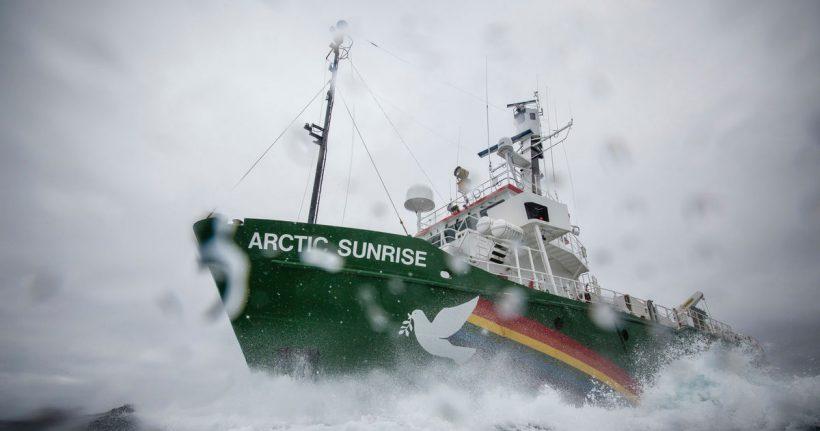 Hoy Greenpeace cumple 50 años – ES