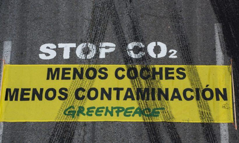 Greenpeace arranca la Semana de la Movilidad exigiendo medidas como mejorar las Zonas de Bajas Emisiones o promover el teletrabajo – ES
