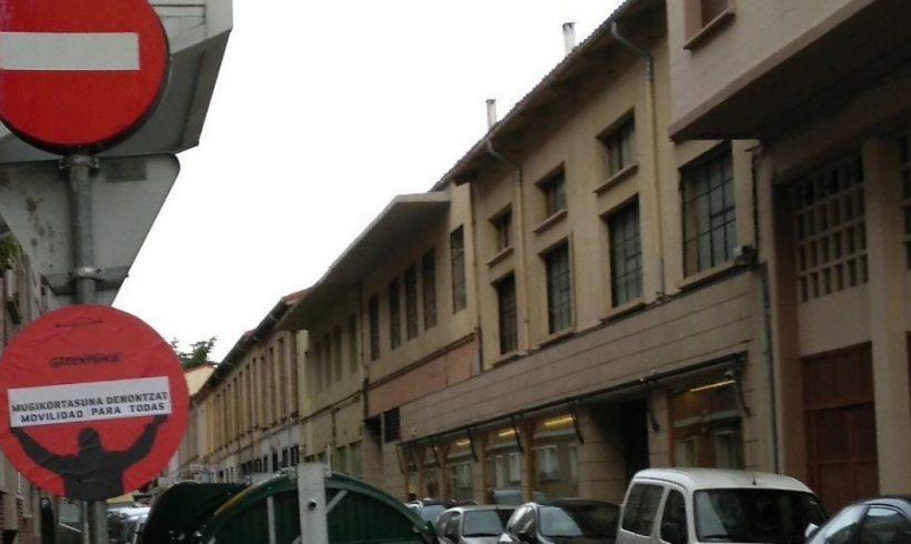 """Greenpeace pide en Pamplona una """"Movilidad para todas"""" con motivo de la semana de la movilidad – ES"""