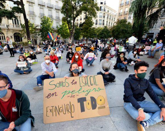 El movimiento climático vuelve a las calles para exigir justicia por el clima – ES