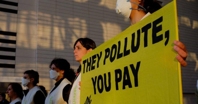 El Parlamento Europeo está dispuesto a seguir respaldando el gas fósil – ES