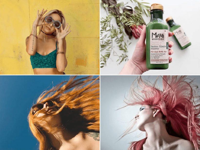 6 formas naturales de alisar el pelo o cabello sin usar planchas ni químicos