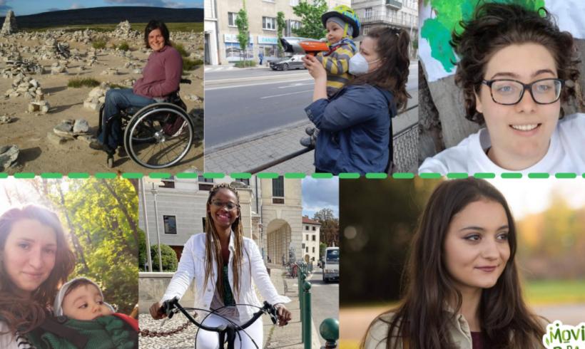 6 historias para pedir una movilidad más justa – ES