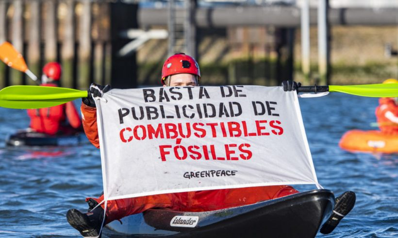 Prohibamos los anuncios y patrocinios de combustibles fósiles para siempre – ES