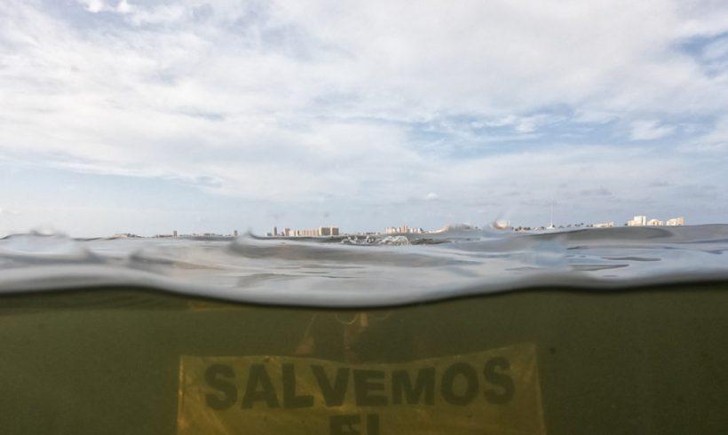 Greenpeace llama a la ciudadanía a unirse a la manifestación para salvar el Mar Menor de este jueves – ES