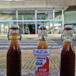 Entregan mostras de auga contaminada para solicitar unha moratoria á gandaría industrial en Galicia – ES