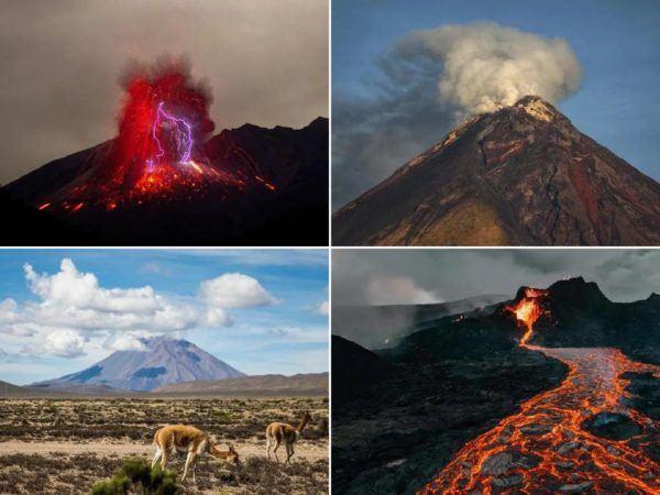 ¿Cómo contribuyen los volcanes al cambio climático?